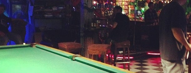 Zog's Pool is one of Bar Hopping in the Thrill.