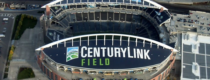 CenturyLink Field is one of My favorites for Stadiums.