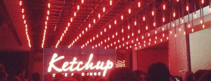 Ketchup is one of Ankara.