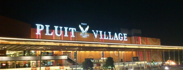 Pluit Village is one of mall.