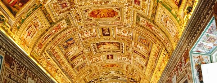 Vatikan Müzeleri is one of 2018.