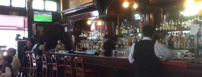 Bar La Opera is one of Mexico City.