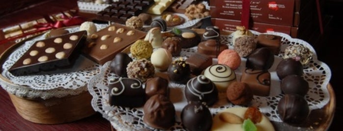 Львівська майстерня шоколаду / Lviv Handmade Chocolate is one of Lviv.