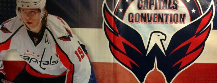 Washington Capitals Convention is one of DC's favorites.