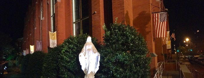 Immaculate Conception is one of DC's favorites.