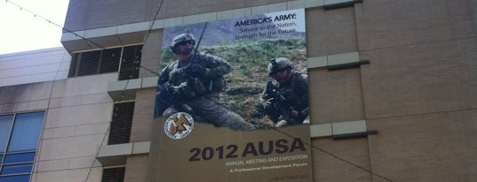 AUSA.org is one of DC's favorites.