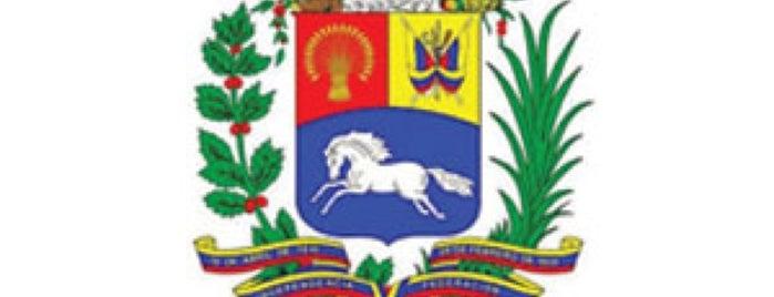 Embassy Of The Bolivarian Republic Of Venezuela is one of Members.