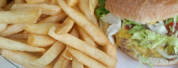 Jimbo's Hamburger Palace is one of to do.