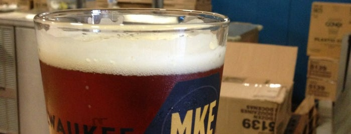 Milwaukee Brewing Company is one of Milwaukee's Best Spots!.
