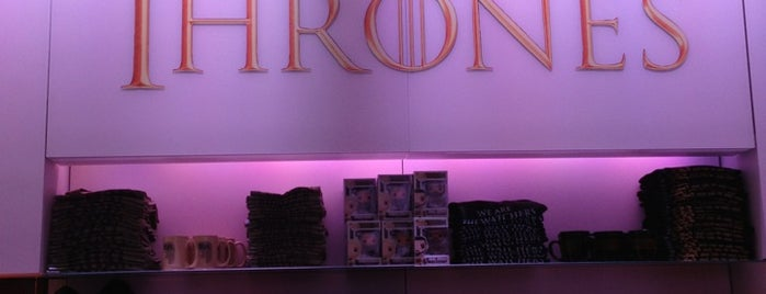 HBO Shop is one of NYC.