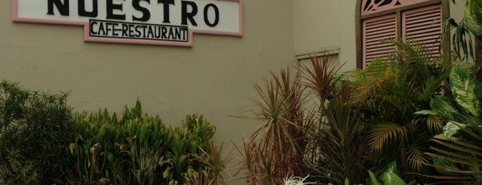 Lo Nuestro is one of Favorite Restaurants.