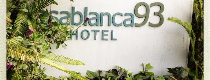 Hotel Casablanca is one of Hoteles Colombia.