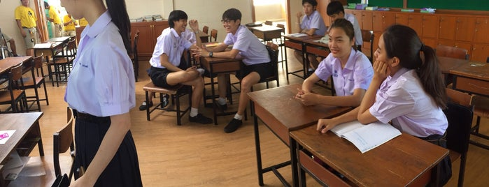 Saipanya Rangsit School is one of ช่างกุญแจอยุธยา โทร. 094 857 8777.