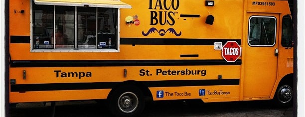 Taco Bus is one of Tampa.