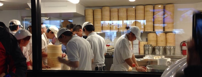 Din Tai Fung 鼎泰豐 is one of Places I Love in Seattle.