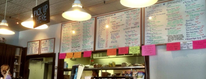Five Corners Cafe & Deli is one of Restaurants to try.