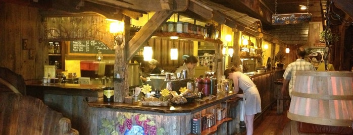 The Yellow Deli is one of Loved.