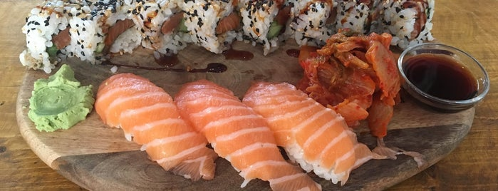 SUSHI v DUSHI is one of Spring issues.