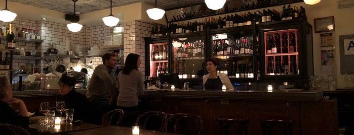 Vin Sur Vingt is one of The 15 Best Wine Bars in New York City.