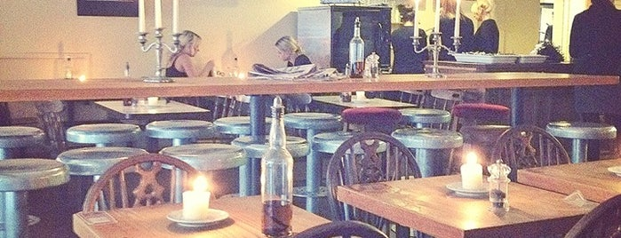 Soho Joe is one of Eating Escapades.