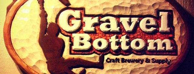 Gravel Bottom Craft Brewery & Supply is one of Michigan Breweries.