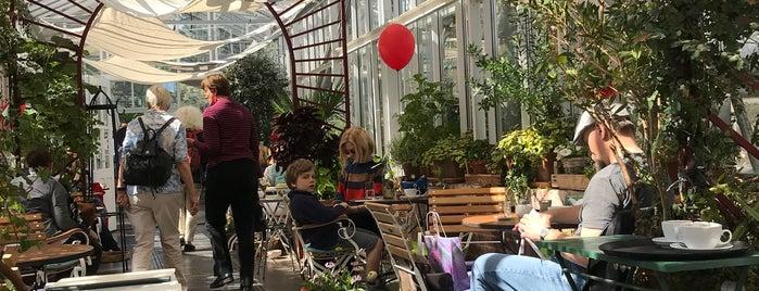 Das Café in der Gartenakademie is one of Berlin.