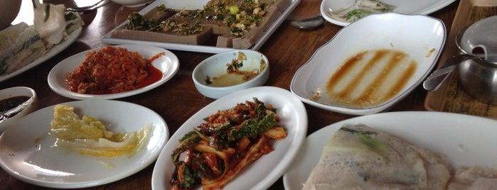 삼군리메밀촌 is one of 착한 식당 리스트.