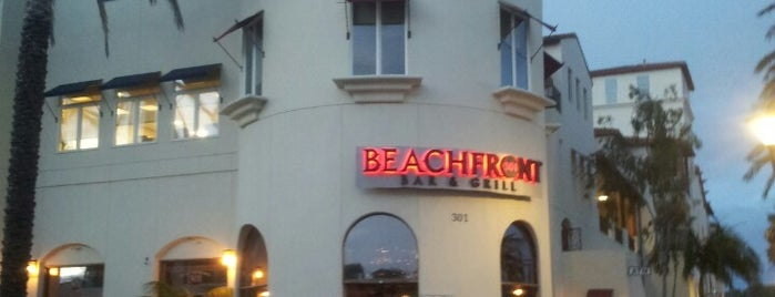 Beachfront 301 Bar & Grill is one of Restaurant.com Dining Tips in Los Angeles.