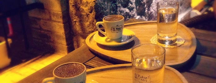 Bi Mekan Coffee & Bakery is one of devr-i alem..!.