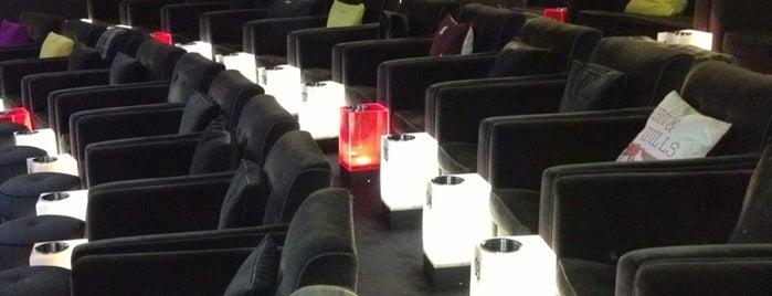 Electric Cinema is one of London - restaurants/bars/fashion/coffee.