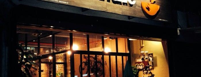 Rekindle is one of Coffee@Venture ^.^v.