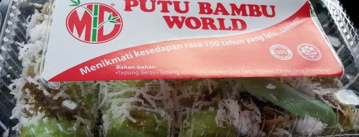MD Putu Bambu World is one of makan @ KL #16.