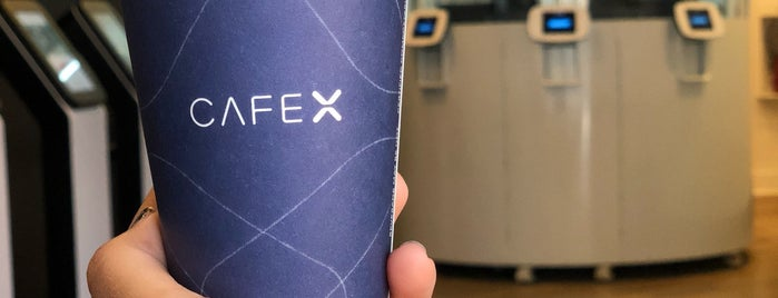 Cafe X is one of SF Bucket list.