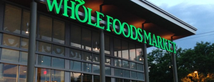 Whole Foods Market is one of N. Delaware.