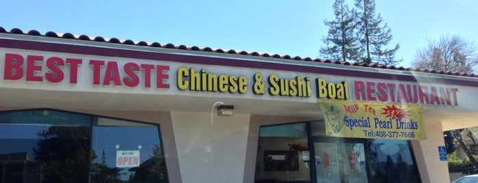 Best Taste Sushi Chinese Restaurant Campbell Ca