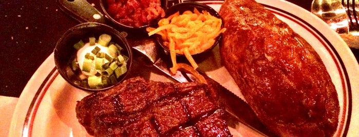 Scotch and Sirloin is one of 40 Under 40 class of 2013 favorite lunch spots.