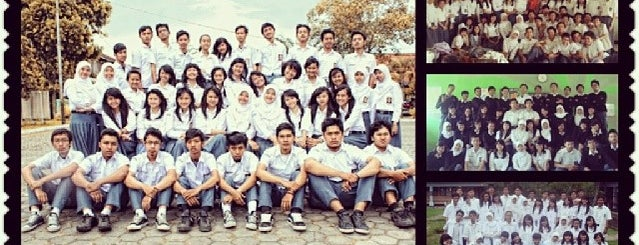 SMA Negeri 25 Bandung is one of Favorite.