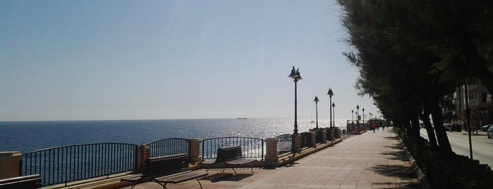 Sliema Promenade is one of Malta.