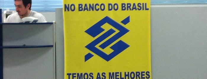 Banco do Brasil is one of Meus locais.