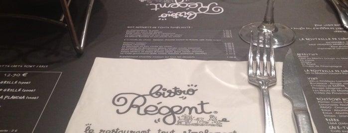 Bistro Régent is one of Notre sélection de restaurant dans le Sud-Ouest.