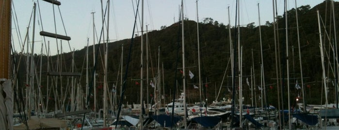 Marmaris Cruise Port is one of Marmaris.