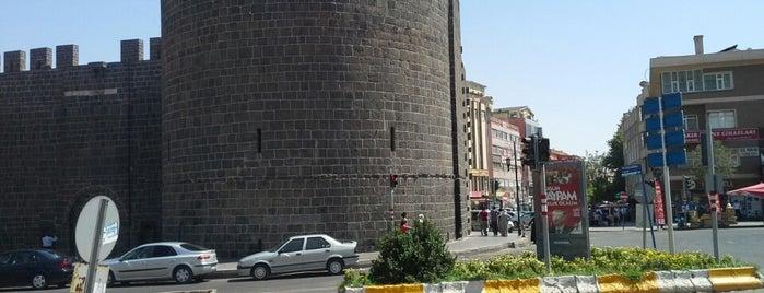 Dağkapı is one of Dbakır.