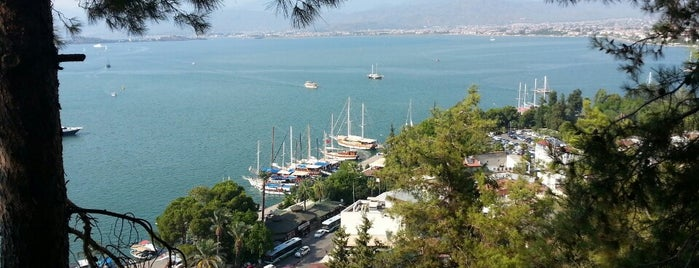 Seyir Cafe is one of Best places in Fethiye.