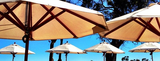 Belmond El Encanto is one of Santa Barbara cocktails.