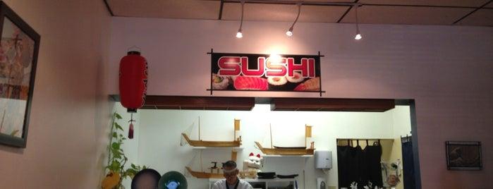 Kiko Sushi is one of Hidden Gems of Orlando.