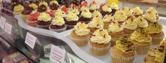 Cupcakes & Co is one of Recomendaciones.
