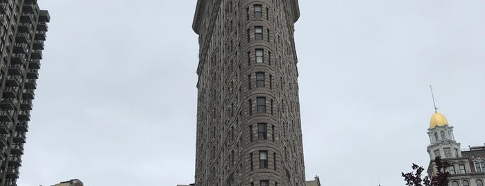 Flatiron Building is one of New York I Love You.