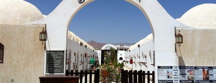 Ghazala Hotel Dahab is one of Be Charmed @ Sharm El Sheikh.