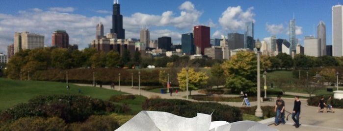 Kim & Carlo's Chicago Style Hot Dogs is one of Eating and Shopping at/ near the Museum.