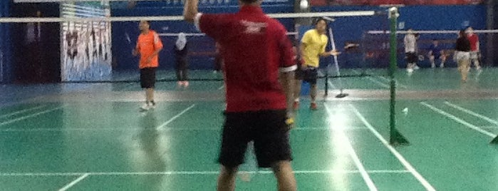 Suria Sports Badminton Centre is one of Guide to Petaling Jaya's best spots.